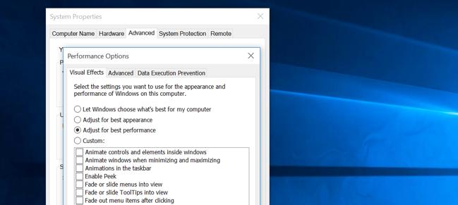 accélérer un PC Windows lent 4