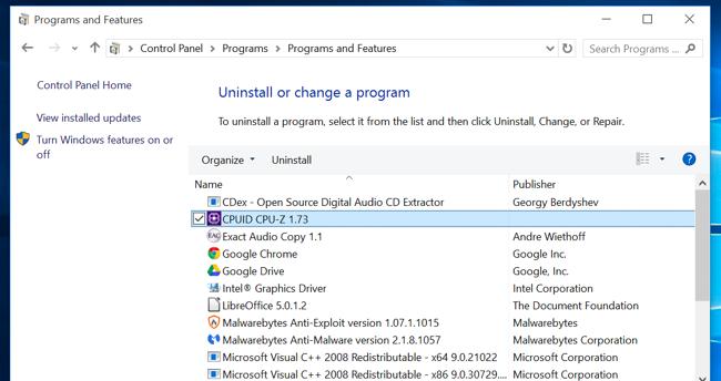 accélérer un PC Windows lent 9