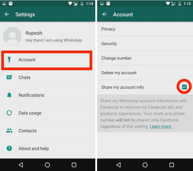 account-to-checkbox