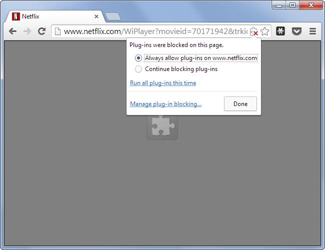 activer Click-to-Play Plugins dans tous les navigateurs Web 11