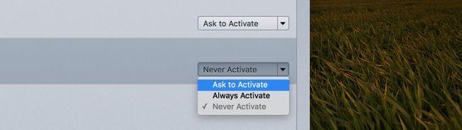 activer Click-to-Play Plugins dans tous les navigateurs Web 4