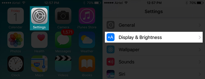 améliorer iOS 10 Autonomie de la batterie 14