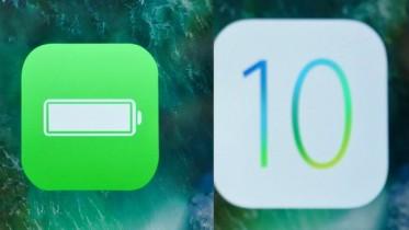 améliorer iOS 10 Autonomie de la batterie