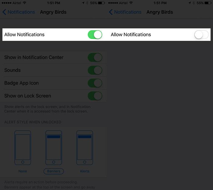 améliorer iOS 10 Autonomie de la batterie 9