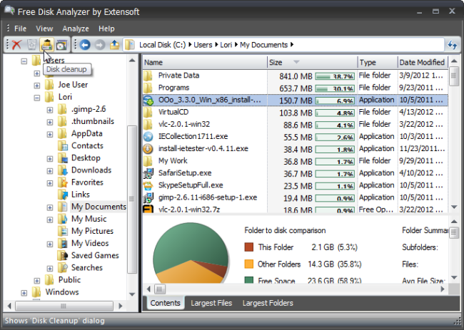 analyser l'espace disque dur sur votre PC Windows 11
