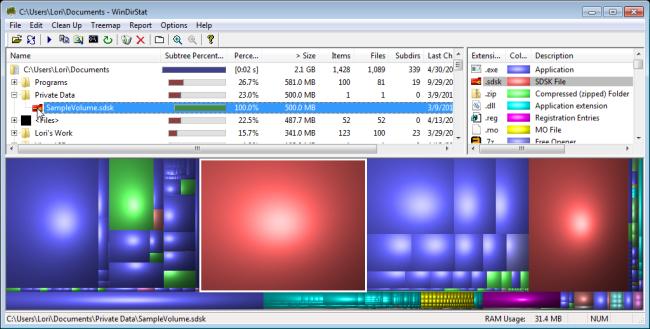 analyser l'espace disque dur sur votre PC Windows 2