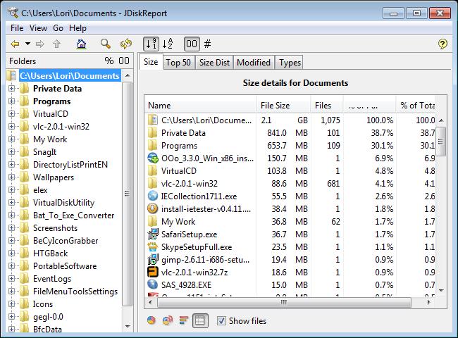 analyser l'espace disque dur sur votre PC Windows 7