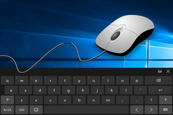 comment faire pour contr ler le pointeur de souris avec le clavier dans windows 10 info24android. Black Bedroom Furniture Sets. Home Design Ideas