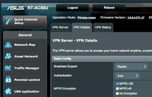 configurer votre propre serveur VPN