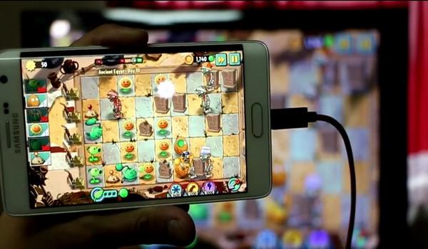 Comment connecter votre t l phone android votre for Application miroir blackberry
