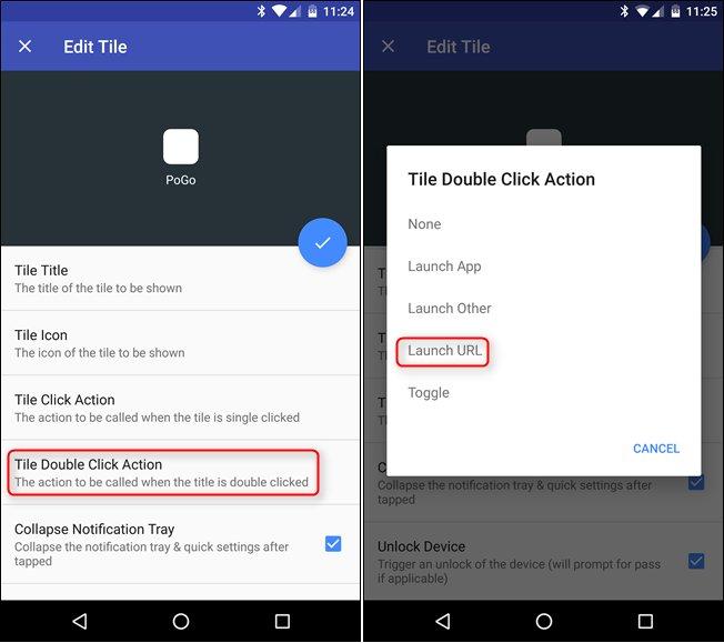 créer sur mesure Tiles pour Quick Settings Menu Android 16