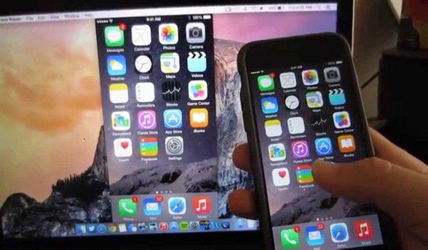 enregistrer écran iPhone sur Windows
