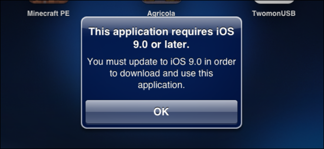 installer les anciennes versions d'iOS Apps 1