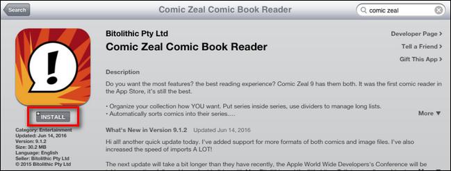 installer les anciennes versions d'iOS Apps 3