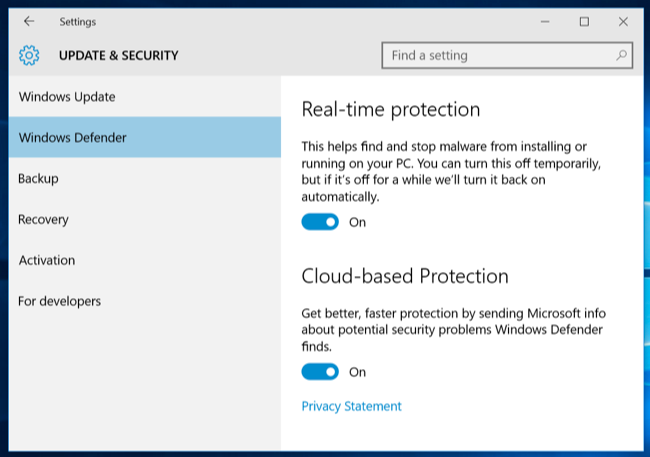 le meilleur antivirus pour Windows 10 1