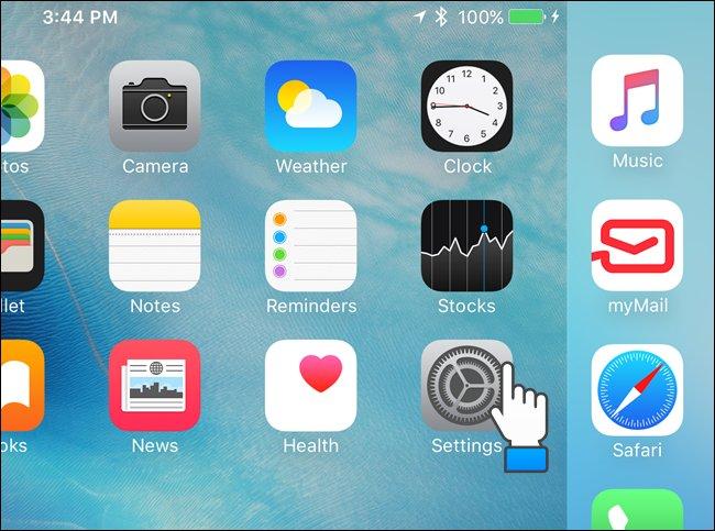 les mises à jour automatique pour les applications iOS 1