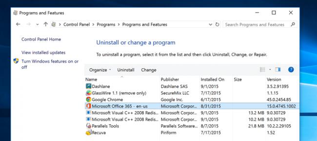 libérer l'espace disque dur Sous Windows 5