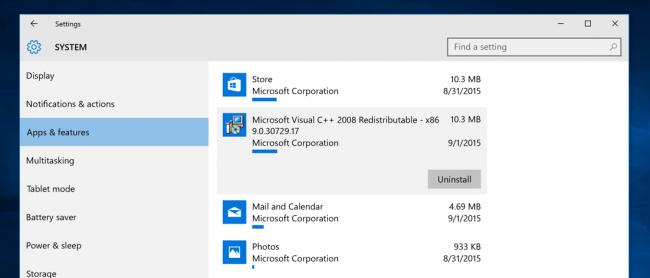 libérer l'espace disque dur Sous Windows 6