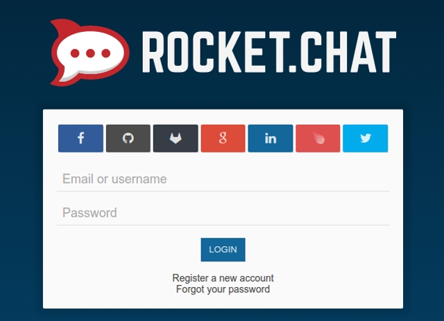 linux-messengers-rocketchat-login