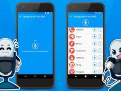 Les meilleures applications de changeur de voix pour Android
