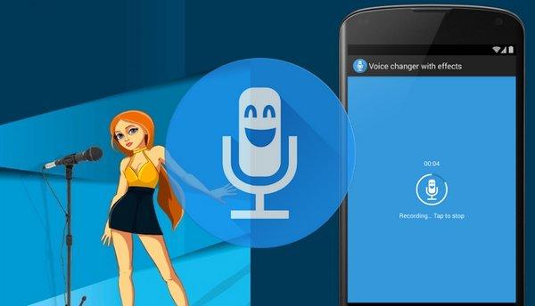 meilleures applications du changeur de voix pour Android et iOS