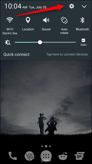 modifier les thèmes sur les dispositifs Samsung Galaxy  1