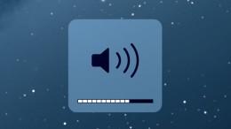 régler le volume de votre Mac