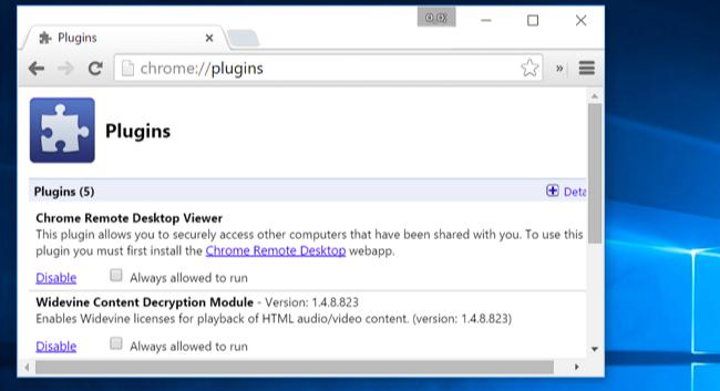 sécuriser votre navigateur Web contre les attaques 2