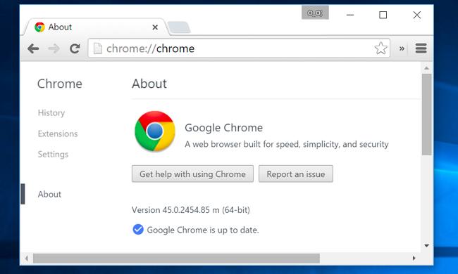 sécuriser votre navigateur Web contre les attaques 4