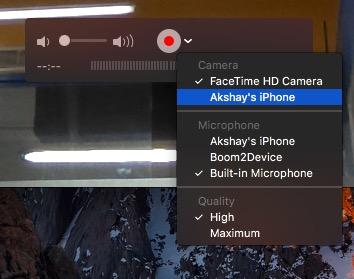 select-camera-source