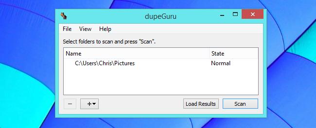 supprimer les fichiers en double sur Windows