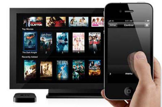 utiliser appareil iOS comme Apple TV télécommande 2