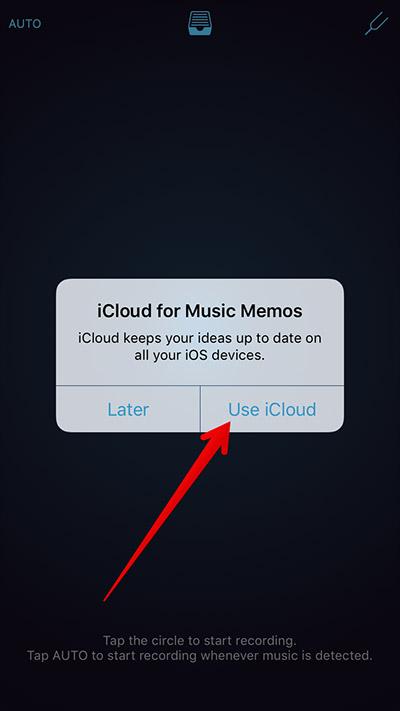 utiliser la musique Mémos sur iPhone et iPad dans iOS 9 3