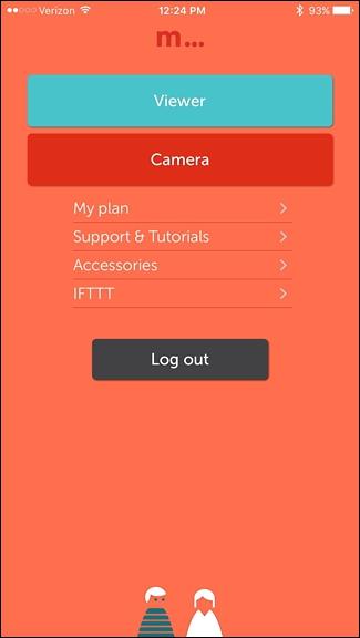 utiliser votre Smartphone comme Home Security Camera 4