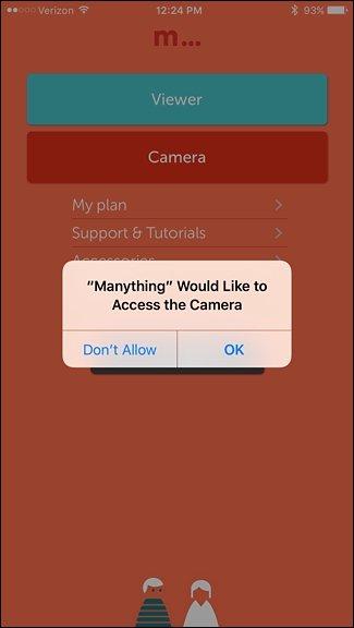 utiliser votre Smartphone comme Home Security Camera 5