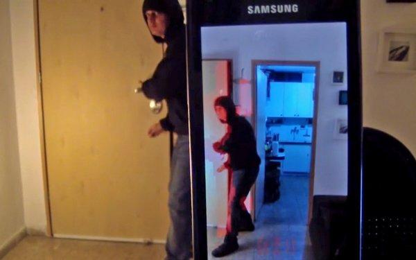 utiliser votre Smartphone comme Home Security Camera