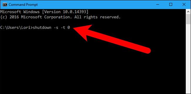 Arrêter un PC Windows sans installer les mises à jour 4