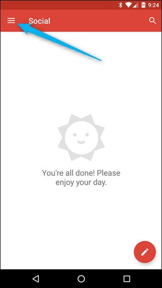 Comment ajouter un compte email sur Android