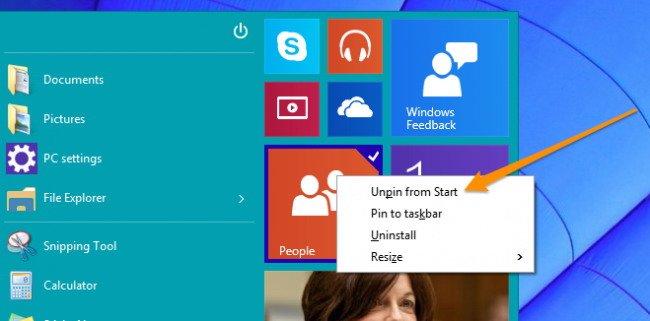 Comment faire le menu Démarrer de Windows 10 -1