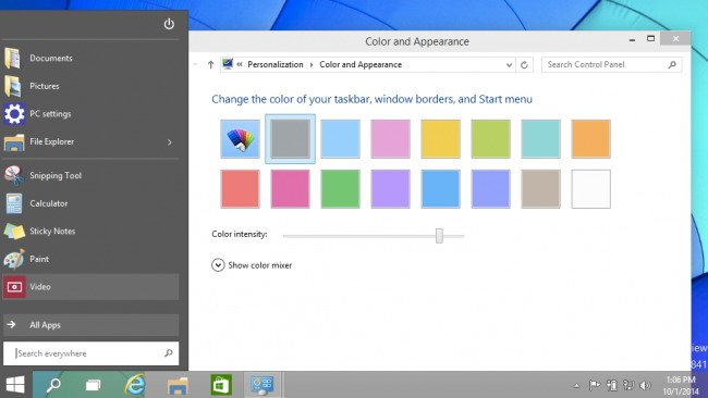 Comment faire le menu Démarrer de Windows 10 44