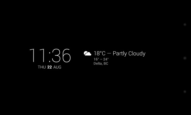 Dashclock Android