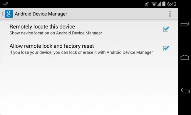 Google est mise à jour de votre appareil Quoi qu'il en soit