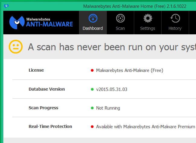 Malwarebytes Anti-Malware gratuit