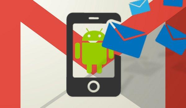Messages texte à votre compte Gmail