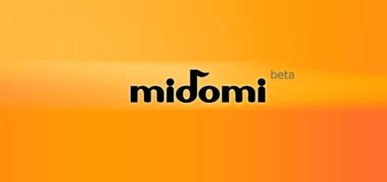 Midomi-logo