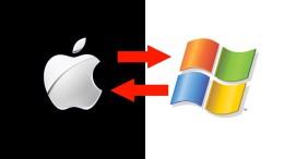 Partager des fichiers entre Mac et PC