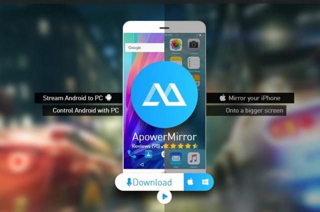 Télécharger ApowerMirror sur votre PC