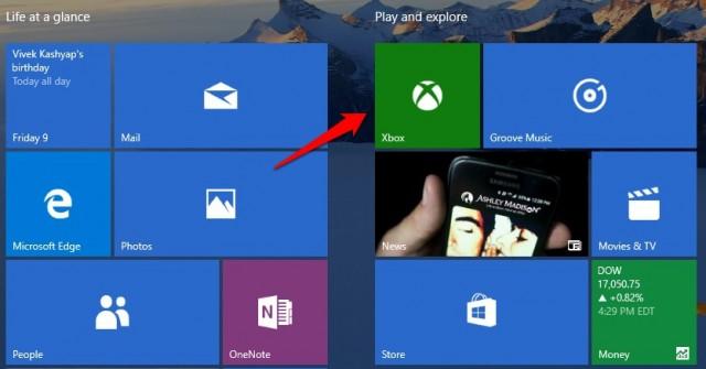 Windows-10-Xbox-app