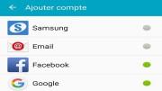 ajouter un autre compte Google Sur Android