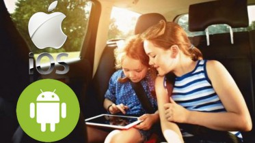 applications familiales Android et iOS
